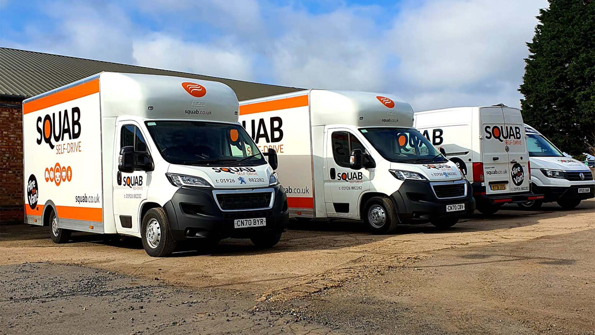 Van Hire - What To Do If You're In An Accident